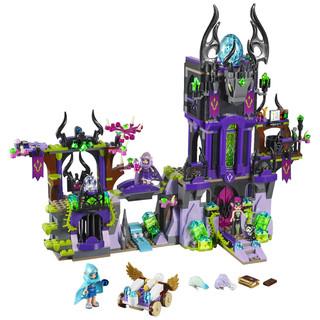 LEGO 乐高 ELVES 精灵系列 41180 加拉纳的黑色魔法城堡