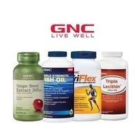值友专享:GNC美国官网 健安喜 精选保健品 8月月度优惠