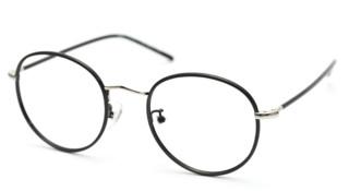 HAN 不锈钢 光学眼镜架HN42077M  + HAN1.56防蓝光镜片