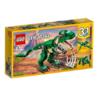 LEGO 乐高 Creator创意百变系列 31058 凶猛霸王龙 109元