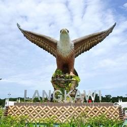广州直飞兰卡威3天往返含税机票