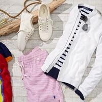 力度升级:Ralph Lauren美国官网 精选夏秋季 男女服饰鞋包促销