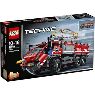 LEGO 乐高 Techinc 科技系列 42068 机场救援车