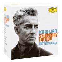 2017黑五:Karajan Symphony Edition 卡拉扬百年交响乐专辑 38cd                                                                                                                                                                                                    Box set