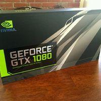 NVIDIA 英伟达 GTX 1080 Founders Edition 显卡