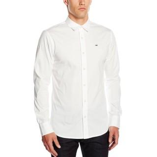 限尺码、中亚Prime会员 : TOMMY HILFIGER 汤米·希尔费格 Denim 男士长袖衬衫