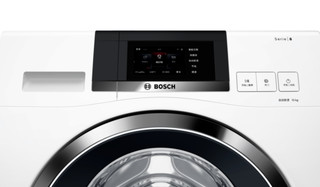 BOSCH 博世 WAU287600W 8系 变频滚筒洗衣机 10KG