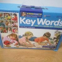 快乐瓢虫双语童书·Key Words(1-6级)(套装共18册)