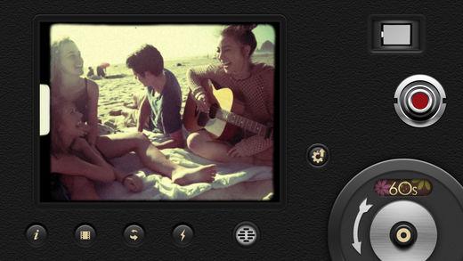 《8mm Vintage Camera(8毫米相機)》iOS軟件