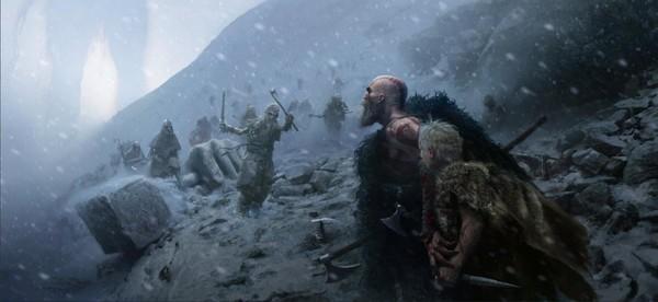 """《战神4》放出全新概念图,卡普空带来一盘""""最火热的冷饭"""""""
