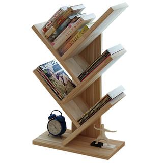HALODN 哈骆顿 3层树型简易书架