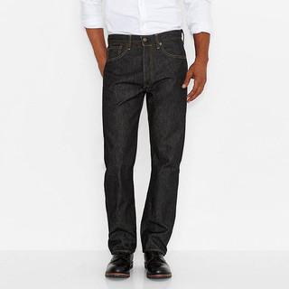 历史新低 : Levi's 李维斯 501 Shrink-to-fit 未脱浆男士直筒牛仔裤