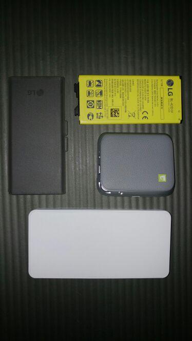 LGG5 SE 拍照精灵+电池 座充套装