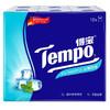 得宝(Tempo) 手帕纸 迷你4层加厚纸巾 7张*36包纸巾 冰薄荷味 *7件 93元(需用券,合13.29元/件)