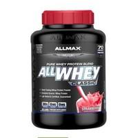 ALLMAX Nutrition AllWhey Classic 100%乳清蛋白粉 5磅(2.27公斤)