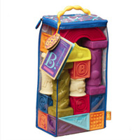 B.Toys 比乐 罗马城堡软浮雕积木 BX1003NTZ