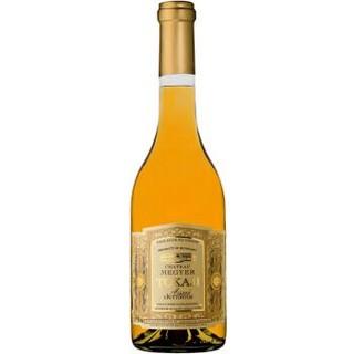 京东海外直采 匈牙利进口 美亚庄园托卡伊奥苏3筐甜白葡萄酒 500ml TOKAJ *4件