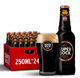 超级波克(SuperBock)黑啤 250ml*24瓶 小瓶 整箱啤酒 葡萄牙原瓶进口 *3件 208.5元(合69.5元/件)