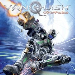 新品首降 : 《Vanquish(征服)》PC数字版游戏