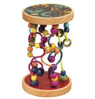 B.Toys 露露迷宫 木制绕珠玩具 *3件