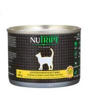 凑单品 : Nutripe 纽萃宝 Classic系列 鸡肉鲜草羊肚猫罐头 185g