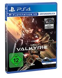 《EVE: Valkyrie(星战前夜:女武神)》 psvr平台主机游戏