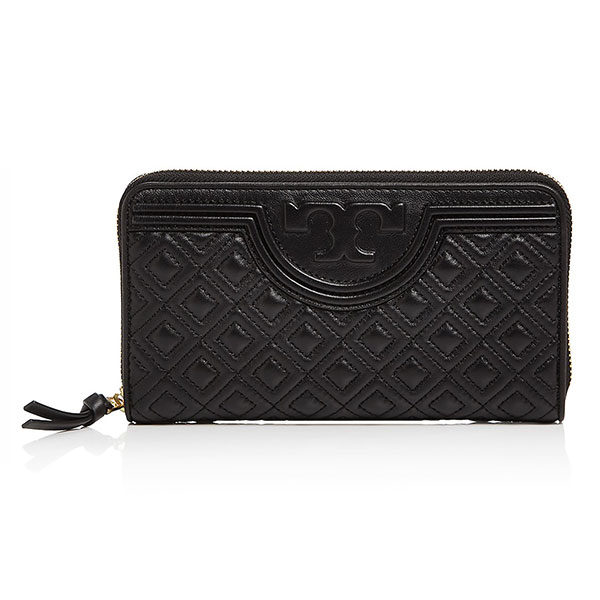 TORY BURCH 汤丽柏琦 FLEMING QUILTED 长款钱包