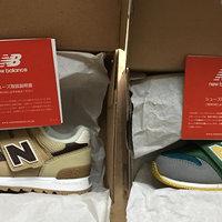 全新 new balance 童鞋 fs996 特价 日本亚马逊转运购入 八五折特价