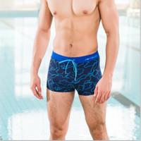DECATHLON 迪卡侬 NABAIJI B-Active Pep 男士平角泳裤
