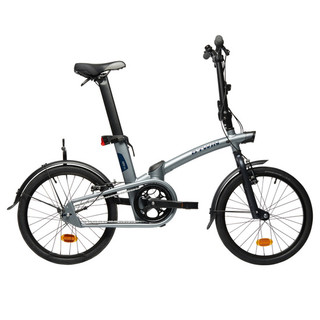 DECATHLON 迪卡侬  B'TWIN TILT 700 20寸 折叠自行车