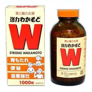 秋季直邮季 : wakamoto 若元 肠胃活性酵素 1000片