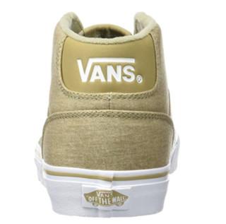 VANS 范斯 Chapman Mid Hi-Top 男款帆布鞋