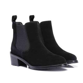 Ever Australia Ugg 女士羊毛中筒粗跟靴短靴