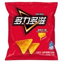 Doritos 多力多滋 休闲零食 玉米片 劲浓芝士味 15g