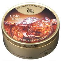 Cavendish Harvey嘉云 可乐味嘉云糖 175g 金罐装 德国进口