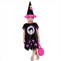 爱新奇 万圣节儿童cosplay服装 小女巫款