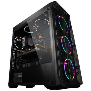 京天 Strike S66 台式组装电脑(i7-7700、B250、GTX1060 6GB、128GB)