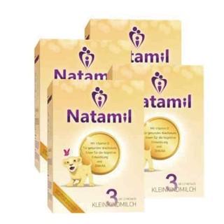 Natamil 婴幼儿配方奶粉3段 800g*4罐