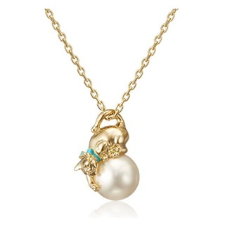 中亚Prime会员 : VENDOME BOUTIQUE 女士猫咪珍珠项链