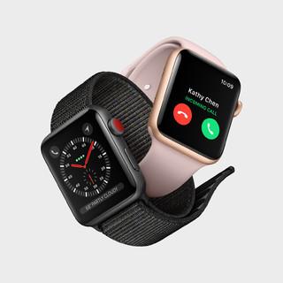 Apple 苹果 Watch Series 3智能手表 GPS款 38毫米