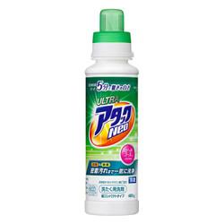 日本 花王(ultra)超浓缩迅速去污洗衣液 衣物柔顺护理 温和不伤手 400g *8件
