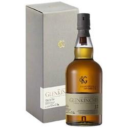格兰昆奇(GLENKINCHIE)12年单一麦芽威士忌 700ml