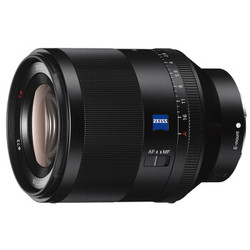 SONY 索尼 Planar T* FE 50mm F1.4 ZA镜头