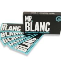 MR BLANC 美白牙贴 14天量