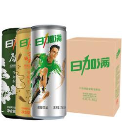日加满 能量包量贩装(混合口味)250ml*24瓶 整箱