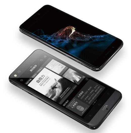 YOTA PHONE YOTA3 双面屏阅读手机 4+64G 全网通