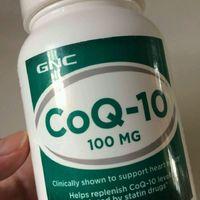 Gnc辅酶q10  120粒100mg