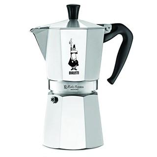 Bialetti 6801 Moka Express 9 杯加热浓缩咖啡壶