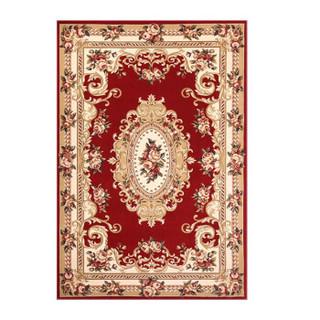 江南叶 立体剪花 威尔顿机织地毯 160*230cm