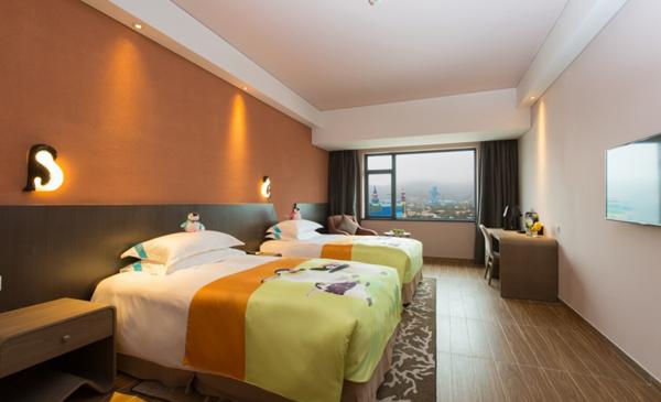 珠海长隆酒店2晚+马戏门票2张+海洋王国门票2张+横琴湾水世界门票2张